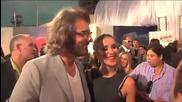 Csiachoque y Mvaroni en Premios Tu Mundo 2013 (entrevista para Terratv)