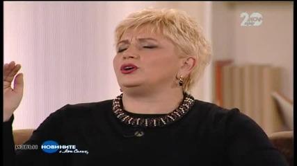"""Песните на Николина Чакърдъкова в """"Извън новините"""""""