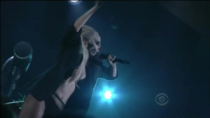 Lady Gaga - Marry The Night (2011 Grammy Nominations Concert) Hd 720p