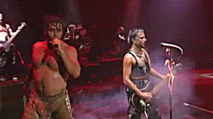 Rammstein - Asche Zu Asche (live Aus Family values) + превод