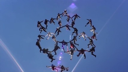 Скачане е парашут - Едно истинско преживяване