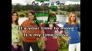 Demi Lovato - Our time is here karaoke