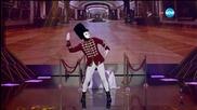 Алфредо Торес - Пантомима танц - И аз го мога (22.04.2015)