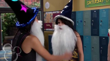 Wizards of Waverly Place Third Wheel part 1
