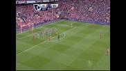 Прекрасен гол на  Суарес, но незачетен от Фил Дауд