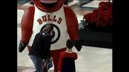 Забавния бик в мола