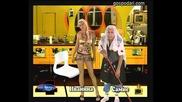 Бай Брадър 4 - Иванина и Самие