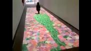 Страхотен цифров килим