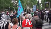 France: Police deploy pepper spray and push back anti-labour reform protesters