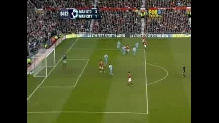 Man United 3 - 1 Man City - C.ronaldo