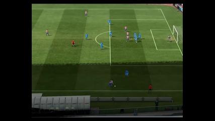 Fifa 11 New super goal by vlad1slav4o