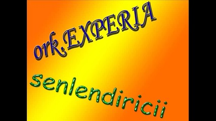 ork. Experia & Senlendiricii - Ne me laji 2012