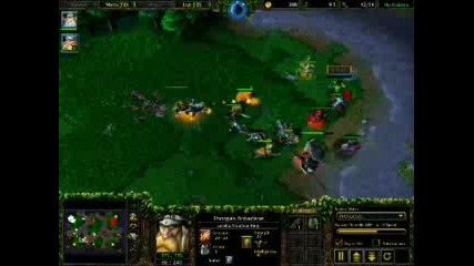Warcraft 3 Random Micro