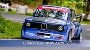 Bmw 2002tii 8v - Christian Auer - European Hill Race Eschdorf 2014
