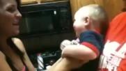 Motor boat baby