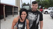 Релефната Dana Linn Bailey - Als Ice Bucket Challenge 2014