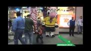 Луда крава в мола / Много смях/ хаха :d :d