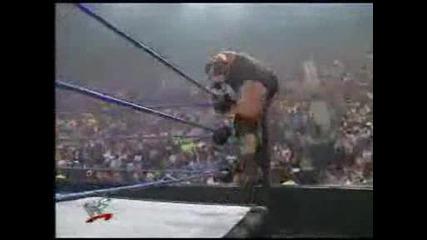 Jeff Hardy vs Big Show Wwf