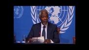 Сирия - Кофи Аннан, Бан Ки-мун и Реджеп Ердоган