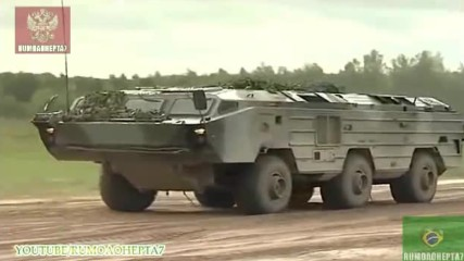 Russian Armed Forces in Action - Russian Military Power