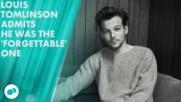 Louis Tomlinson doesn't believe he's earned his wealth