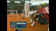 Hamburg 07 - Federer Vs Monaco