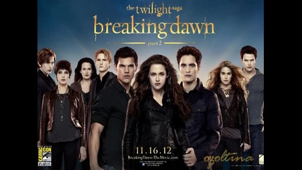 Breaking Dawn Part 2 Soundtrack - Paul Mcdonald and Nikki Reed - All I've Ever Needed (2012)