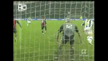 Juventus - Milan 4:2 Seria A