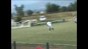 Футболен мач по случай 40 години Шопски празник - гр. Елин Пелин 2009