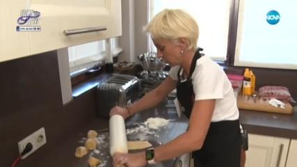 Английска вечеря с Нана Гладуиш в ''Черешката на тортата'' (21.02.2020) - част 2