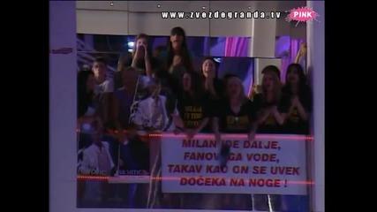Milan Mitrović - Ne diraj mi noći (Zvezde Granda 2010_2011 - Emisija 33 - 21.05.2011)