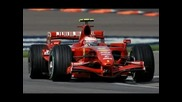 Kimi Raikkonen World Champion 2007