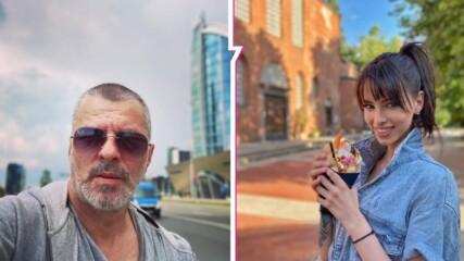 Заедно ли са Цвети Стоянова и Куката? Снимки от екскурзия издава истината