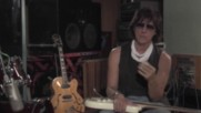 Jeff Beck - Jeff Beck Discusses Imelda May (Оfficial video)