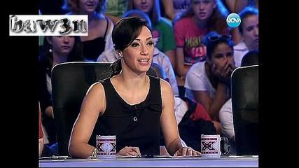 Плаката Ме Покани - X Factor 14.09.11