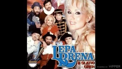 Lepa Brena & Slatki greh - Zaboravljena zena - (Audio 2000)