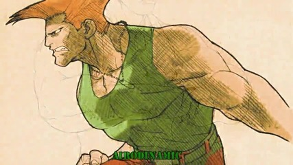 Guile - Rush of the Wind