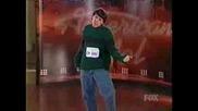 American Idol - Инвалид