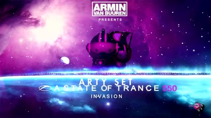 A State Of Trance 550 - Arty - Los Angeles -(17.03.2012)