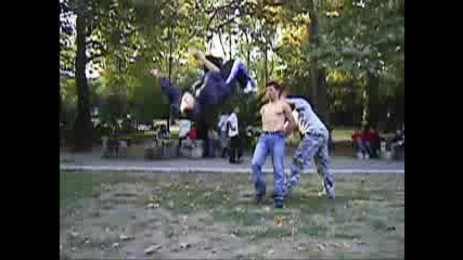 Parkour Korem Flip By Stefko And Chefo