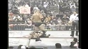 W C W United States Championship - Saturn vs Goldberg (c)