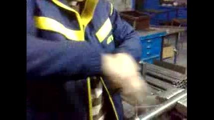 Как Гълъб нарязва резби