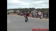 Cool Stunts Performed On Sportbikes
