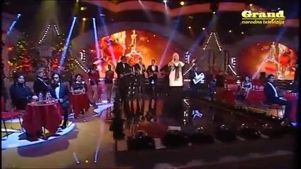 Vesna Zmijanac - Pevajte mi pesme - Novogodisnji program (TV Grand 2015)