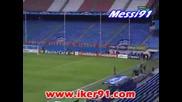 26.11 Атлетико Мадрид - Псв 2:1 Шимао гол