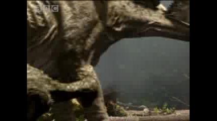 Bbc - ловът на динозаврите