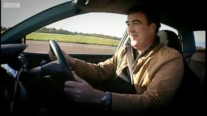Top Gear - Evo vs Lamborghini part 1- Bbc