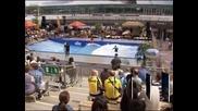 В обектива: Сърф на летището в Мюнхен