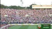 40,000 пеят Българският национален химн - България - Ирландия 1:1