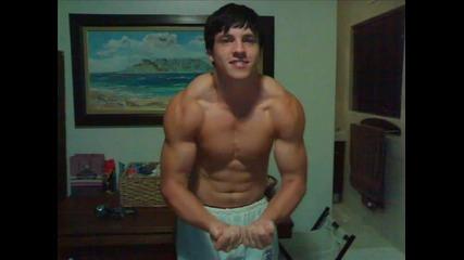 15 year old bodybuilder